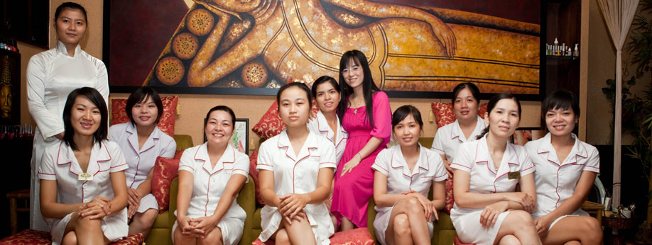 Our professionally trained spa staff is here to serve you.
